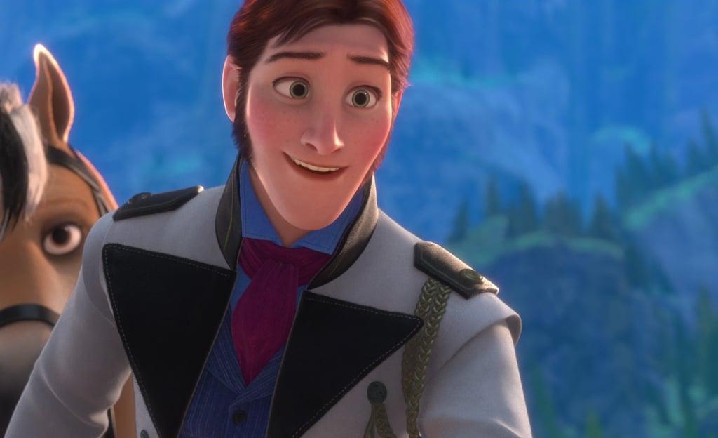 Hans from frozen