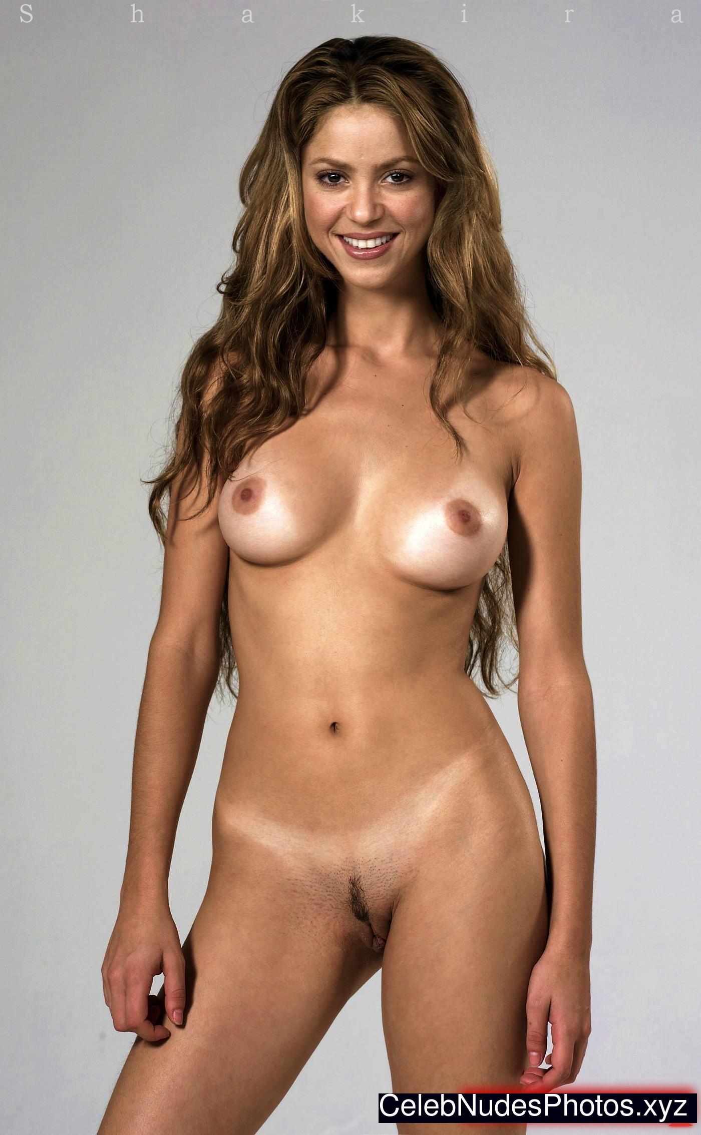 Shakira nude fake porn