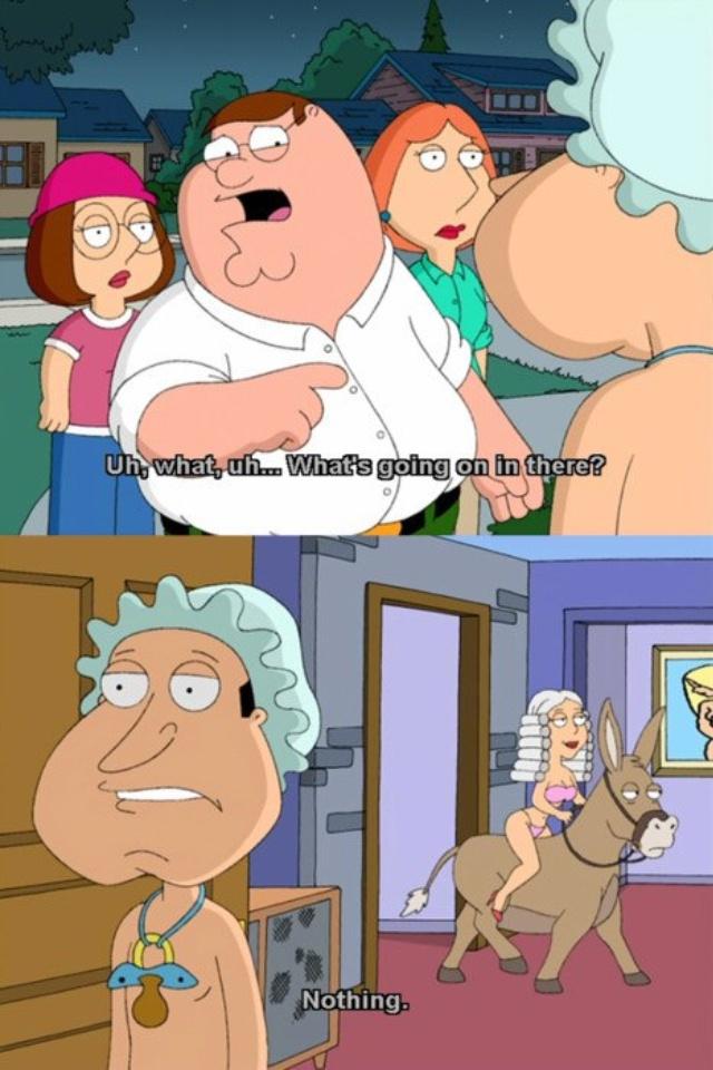 Cartoon porn family guy meg and quagmire