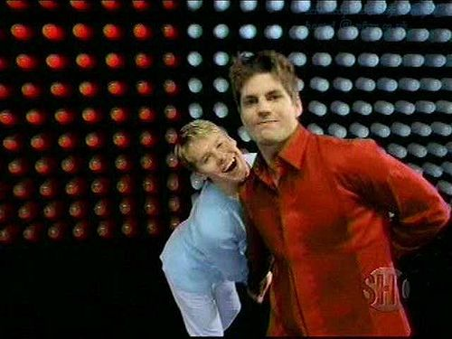 Gale harold and randy harrison naked