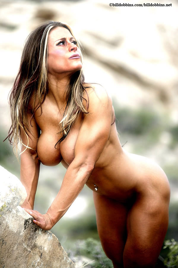 nude warner Fitness nikki