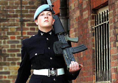 British uniform sex