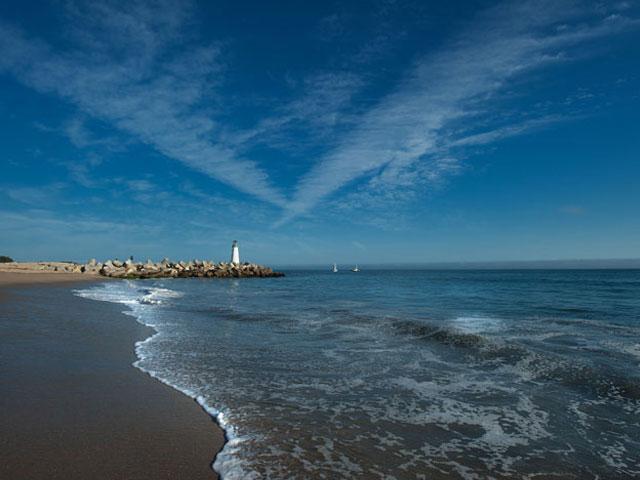 Sea bright beach santa cruz ca