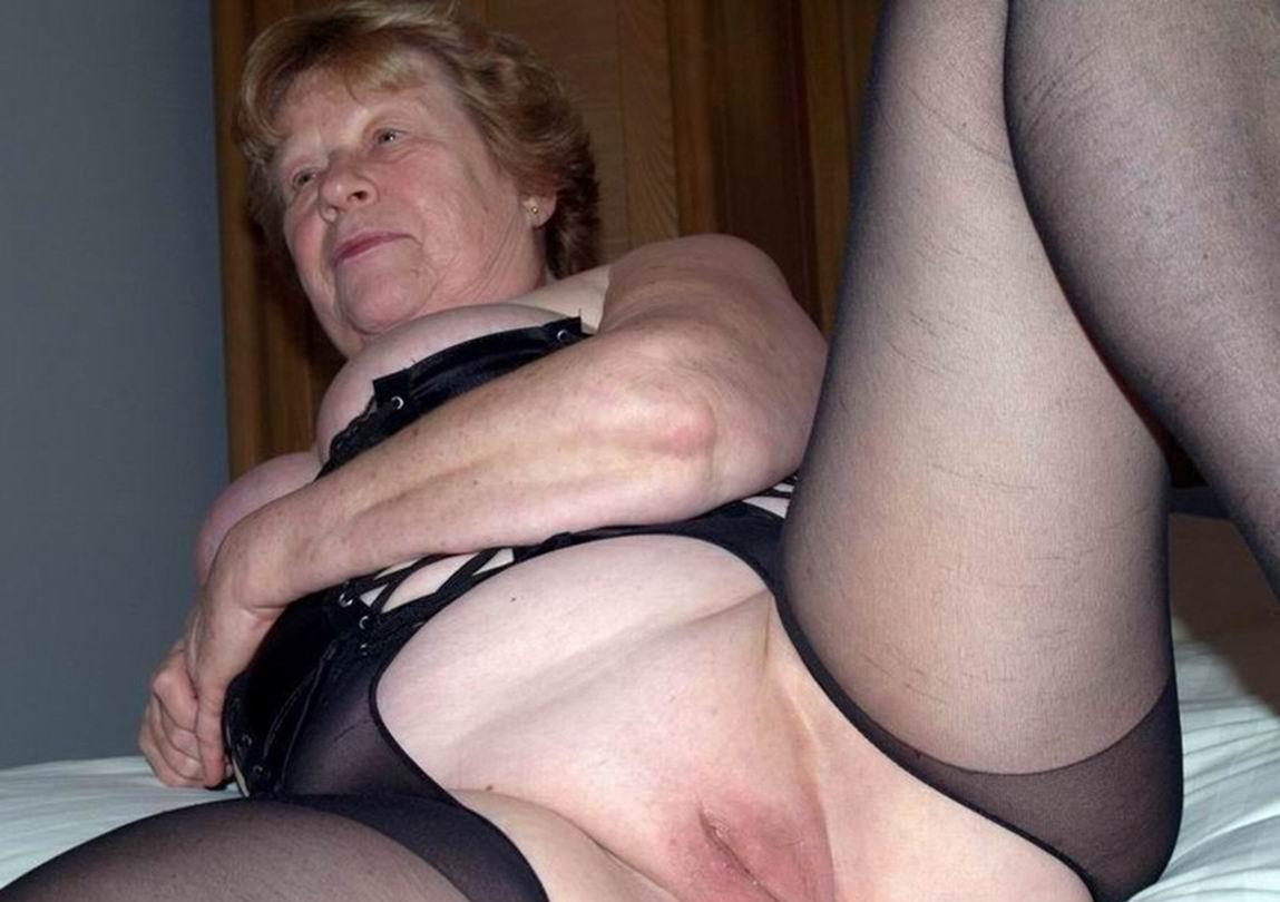 vieille Mamie sexe de