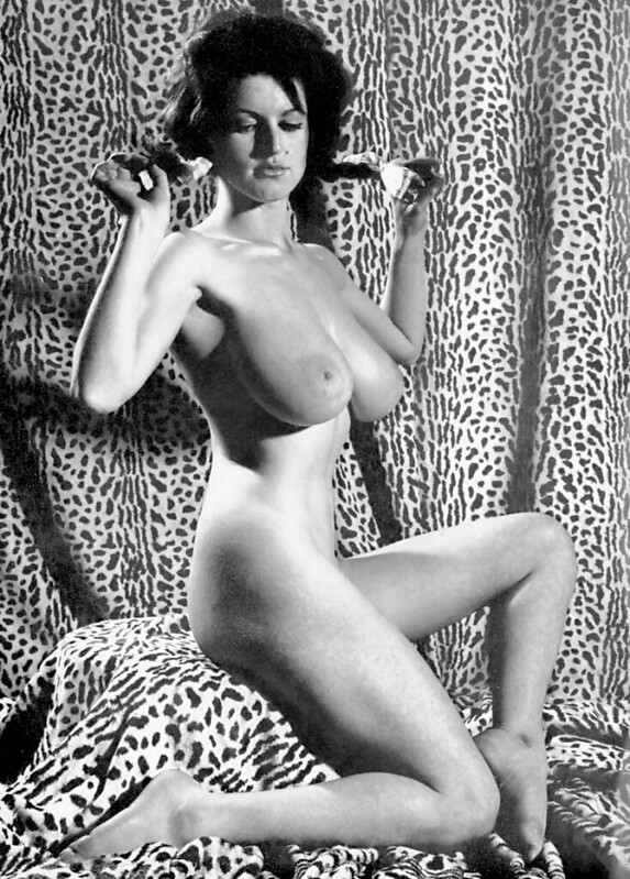 Vintage jackie parker nude