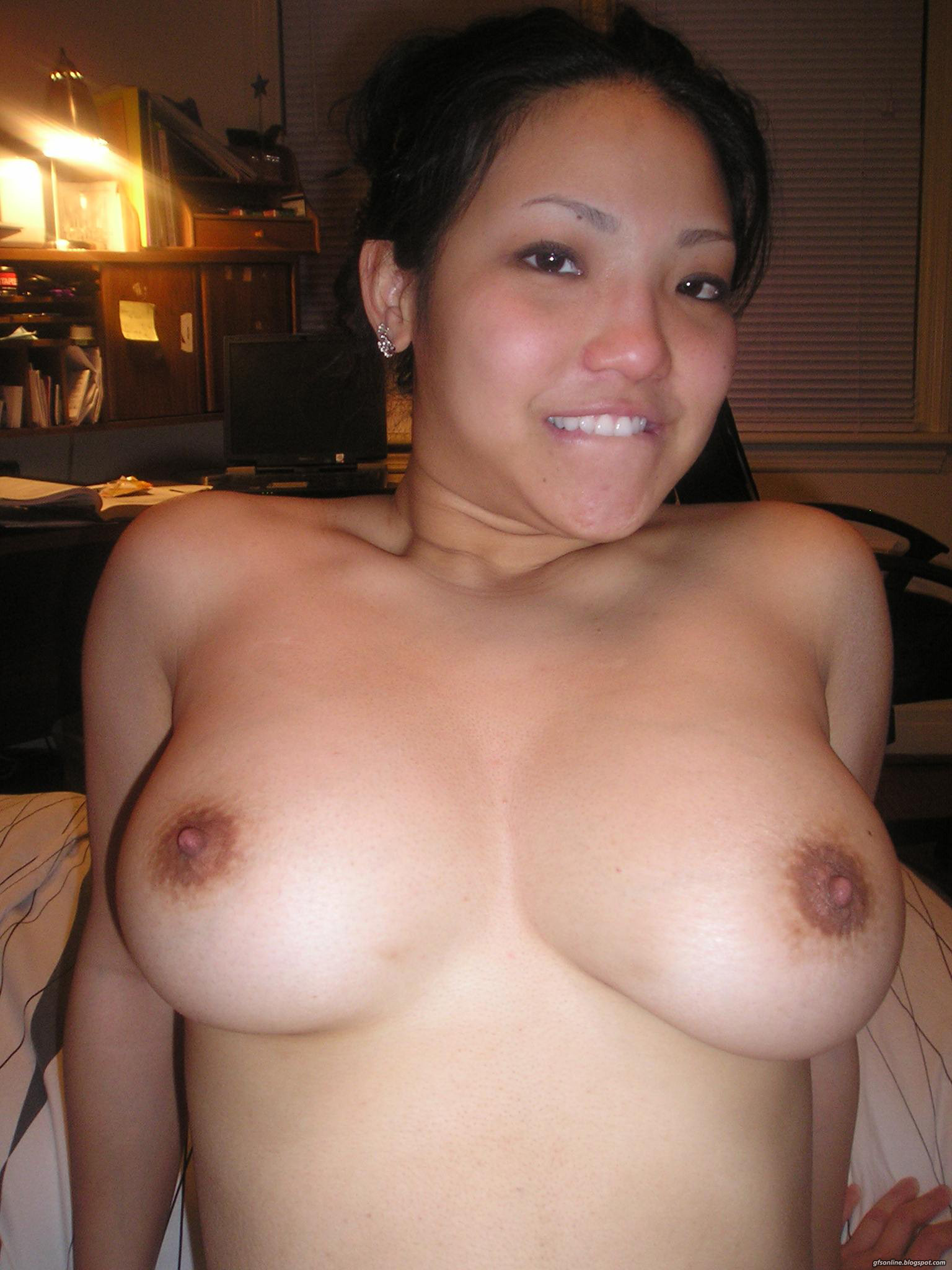 Amature asian milf fake tits pics