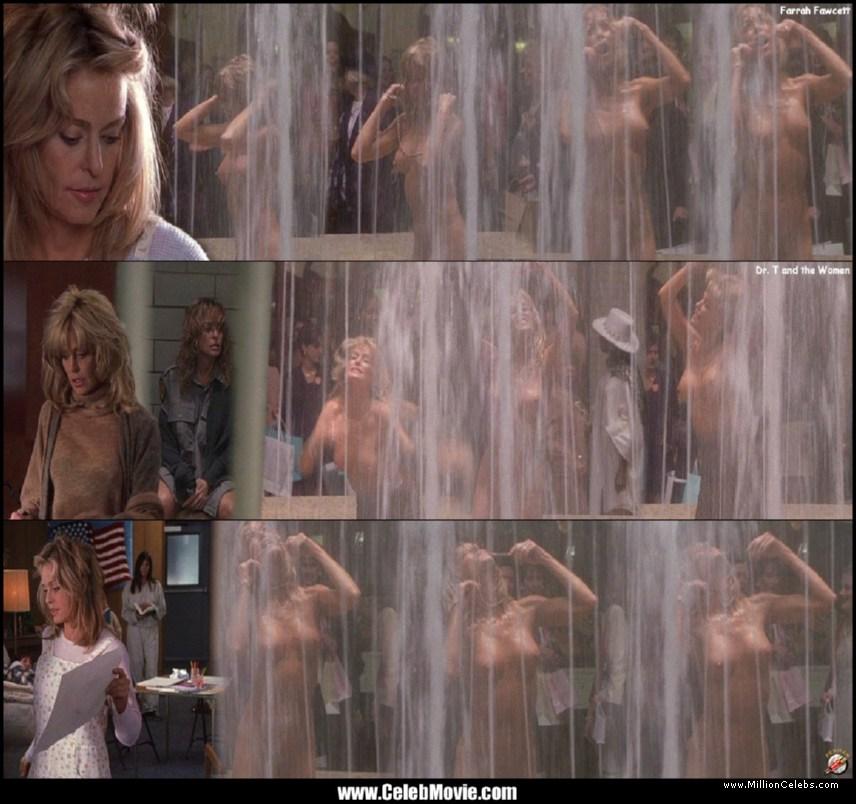 Farrah fawcett nude porn