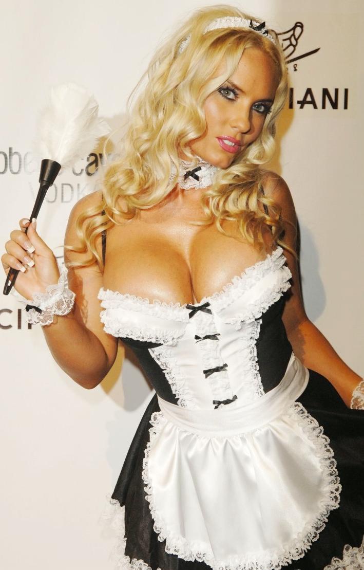 Nicole coco austin nude playboy