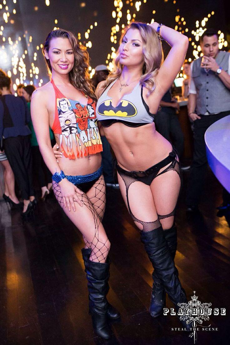 Burning rave girls nude