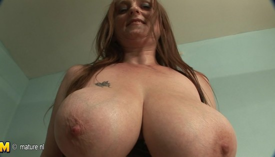 Huge tit mature anabel