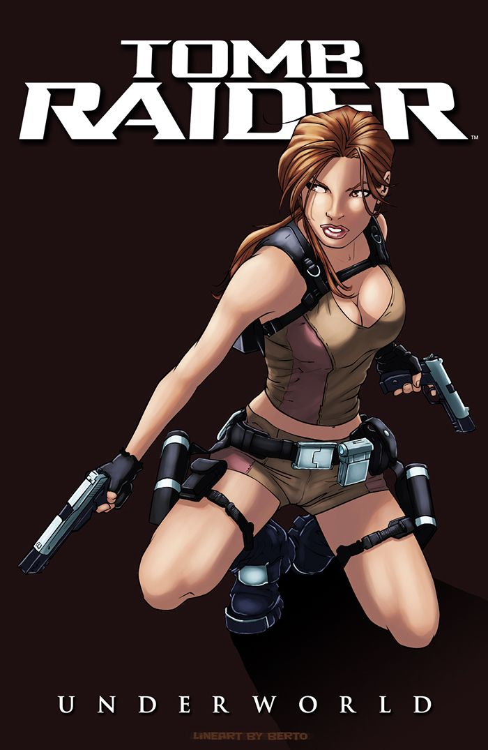 Lara croft tomb raider sex comic