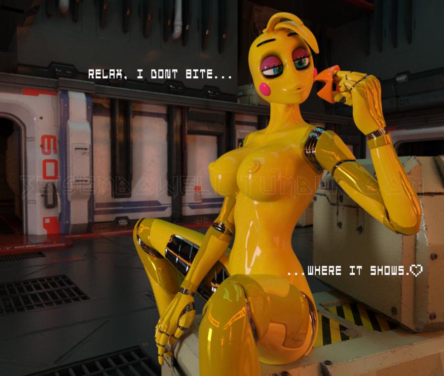 F naf chika sexy nude girl