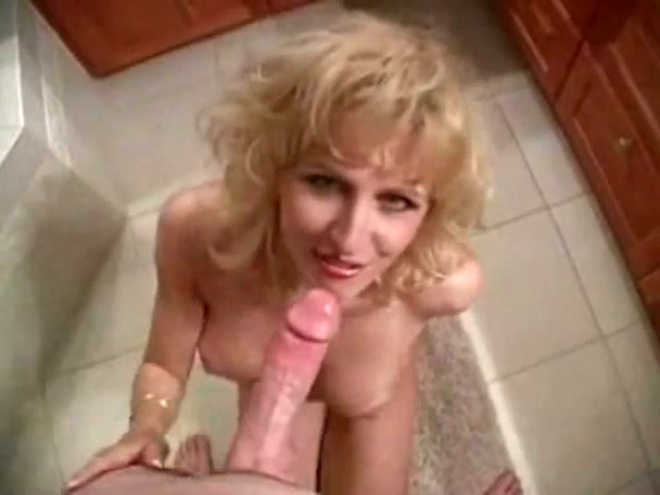 Mature BJ and swallow