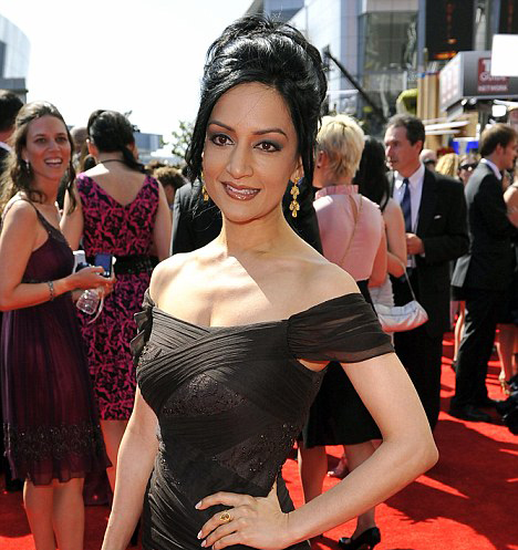 Archie panjabi hot and nude
