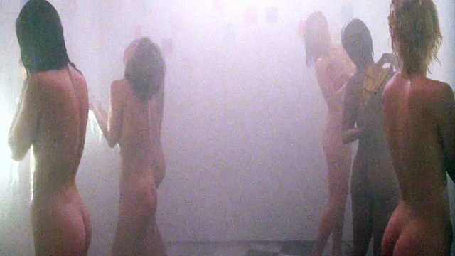 Naked zombie women