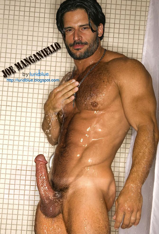 Joe manganiello naked nude