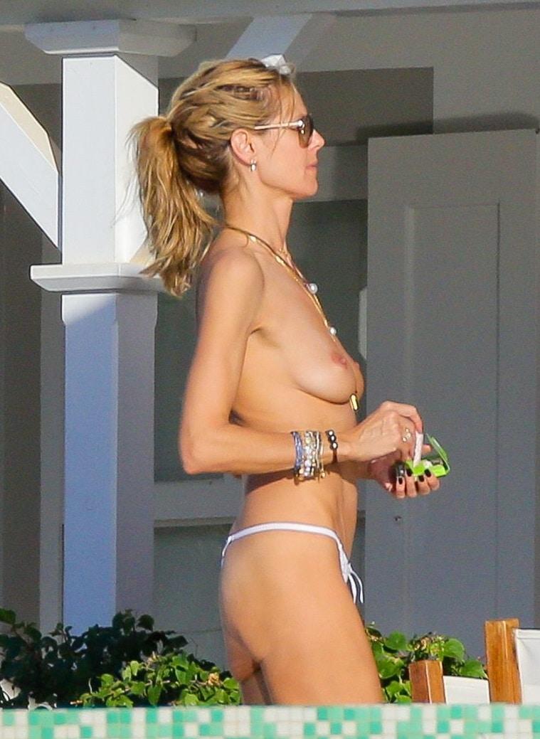 Heidi klum porn