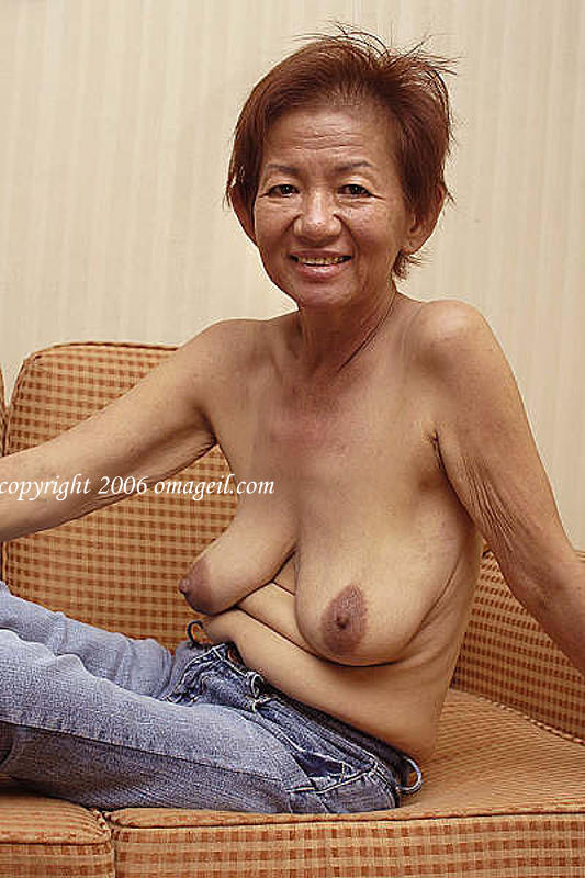 old grannies naked asian Very