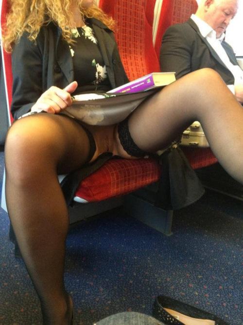 Nude amateur public upskirt no panties