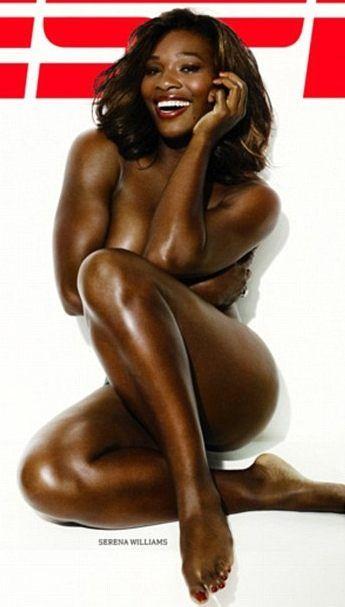Serena venus williams nude