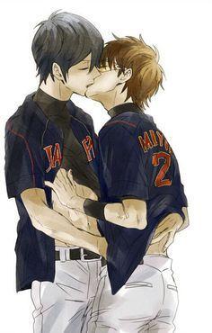 Gay anime sex