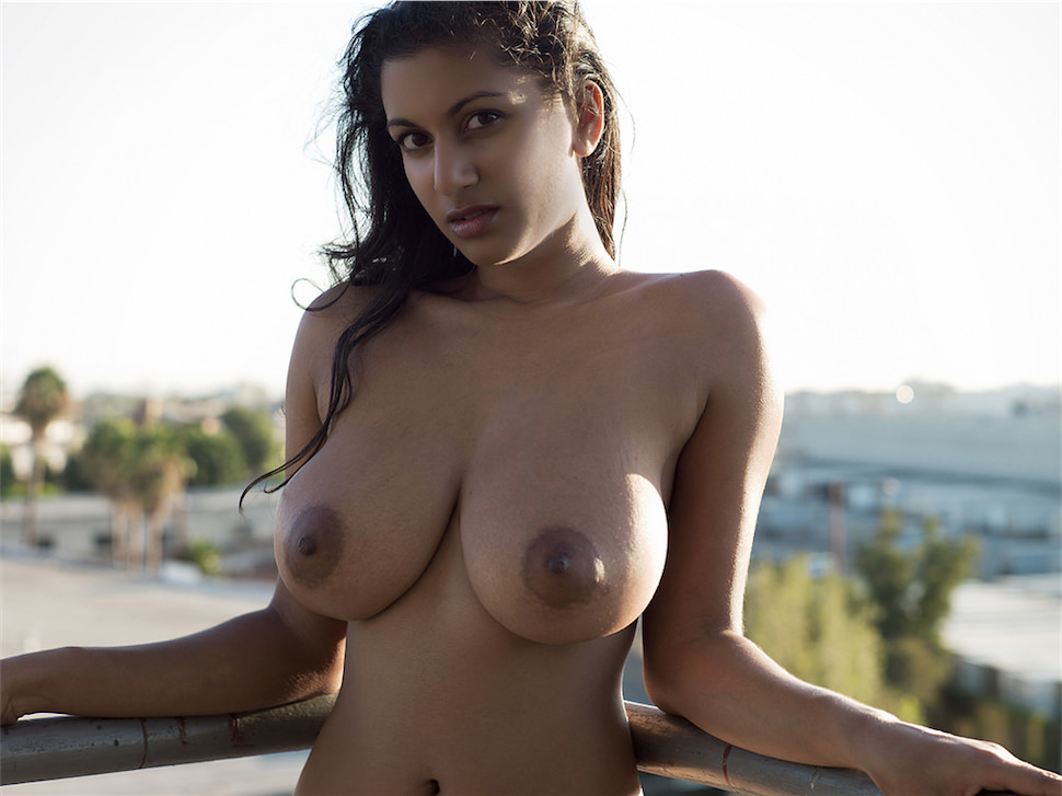 Carla white indian nude