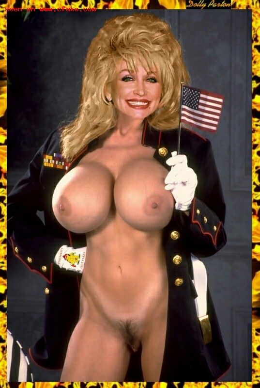 Dolly parton celebrities nude