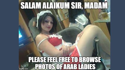 Nude arab girls captions