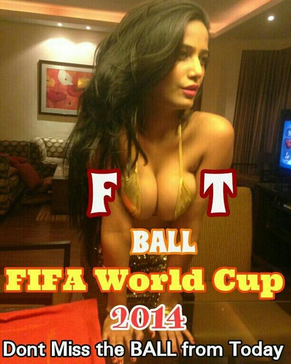 Fifa world cup nude