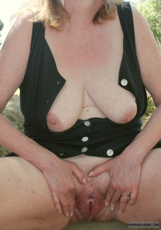 amateur saggy tits Soft