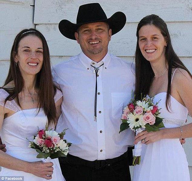 Nude polygamist women
