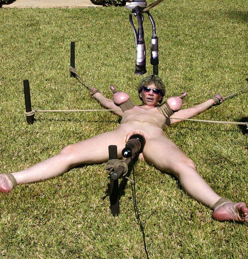 wife Homemade bondage amateur