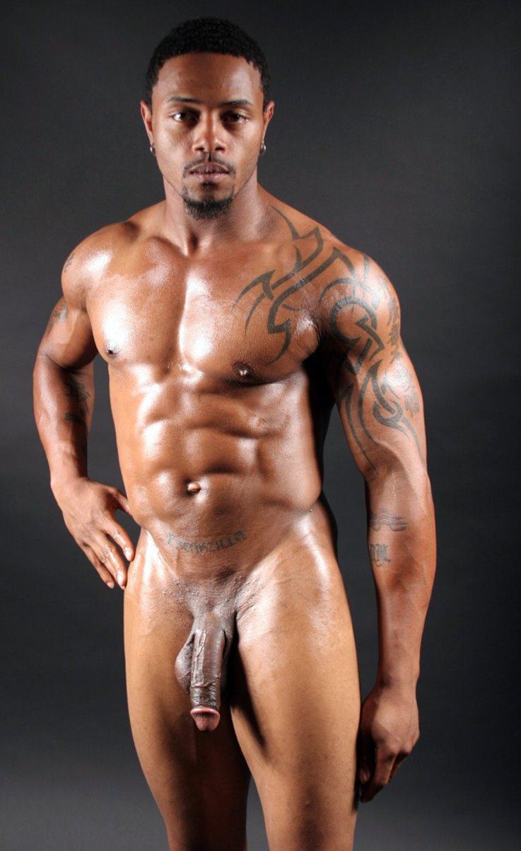 Gay black male models nude