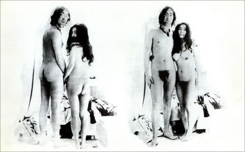 John lennon yoko ono naked