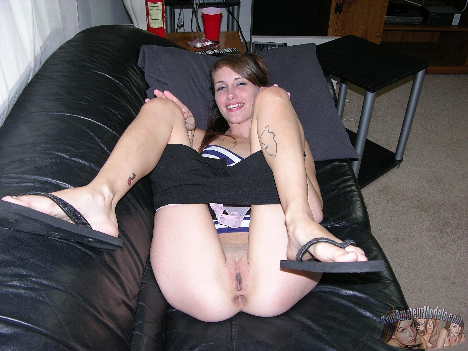 Amateur girl next door pussy