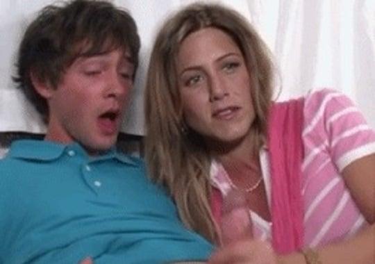 Jennifer aniston sex porn