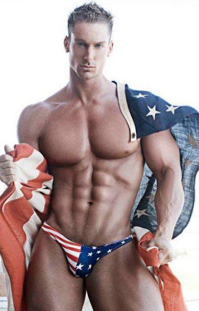 Trevor adams male models naked