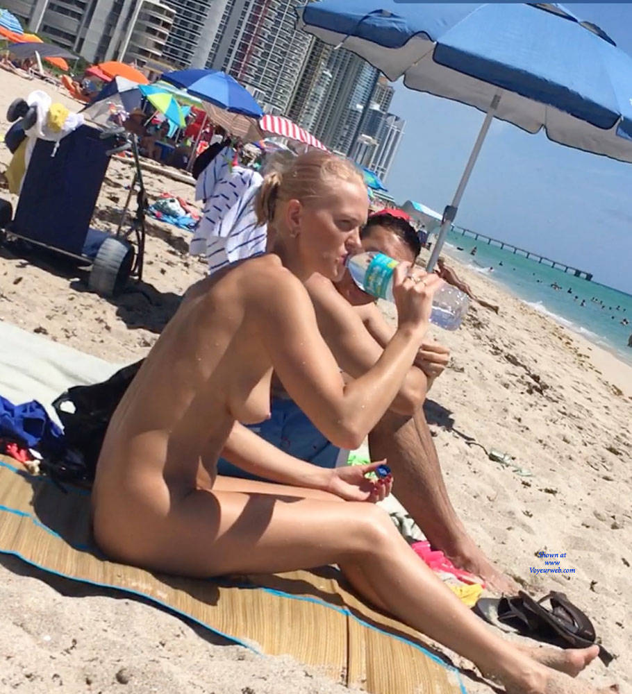 Haulover beach girls naked