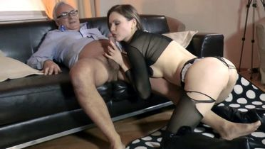 Old man and girl porn