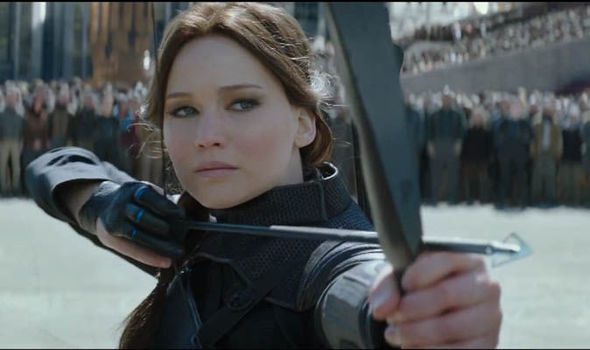 Jennifer lawrence katniss