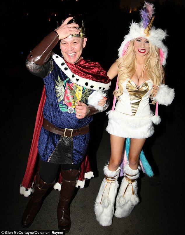 Reality kings vip halloween party