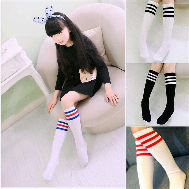 Teen knee high socks