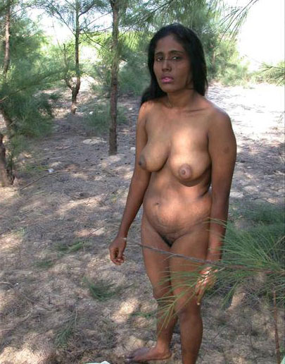 Desi outdoor nude