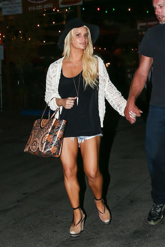 Jessica simpson shorts