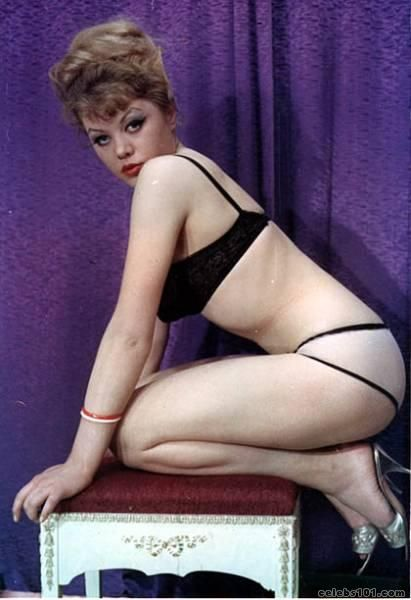 Vintage british pinup girls