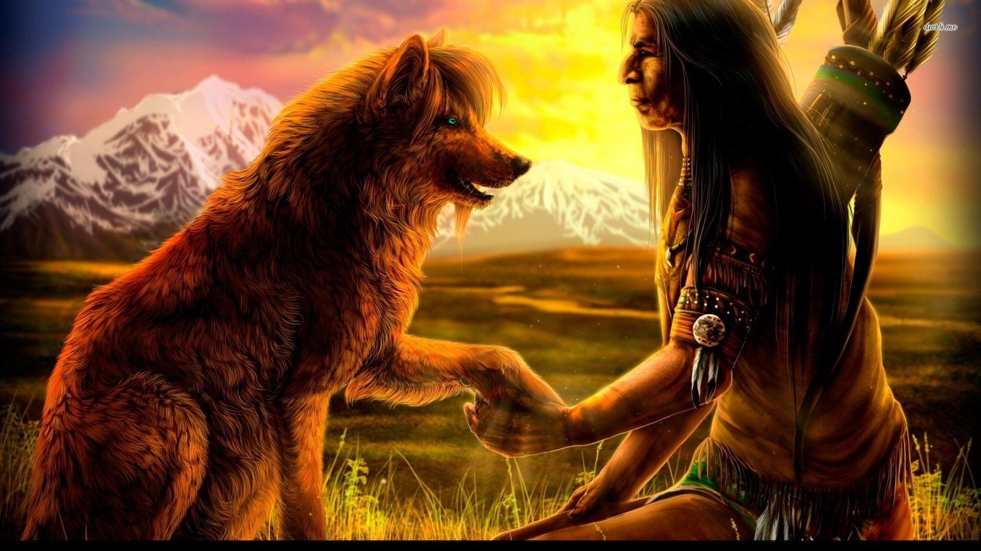 Native american fantasy sex