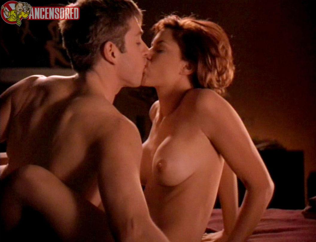 Kari wuhrer nude scenes