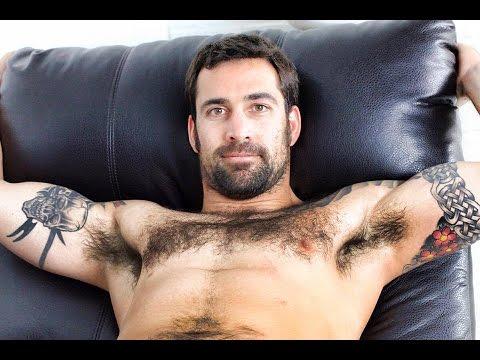Gay male armpit fetish
