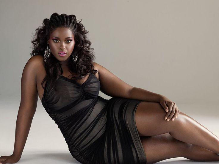 big black women beautiful Mature