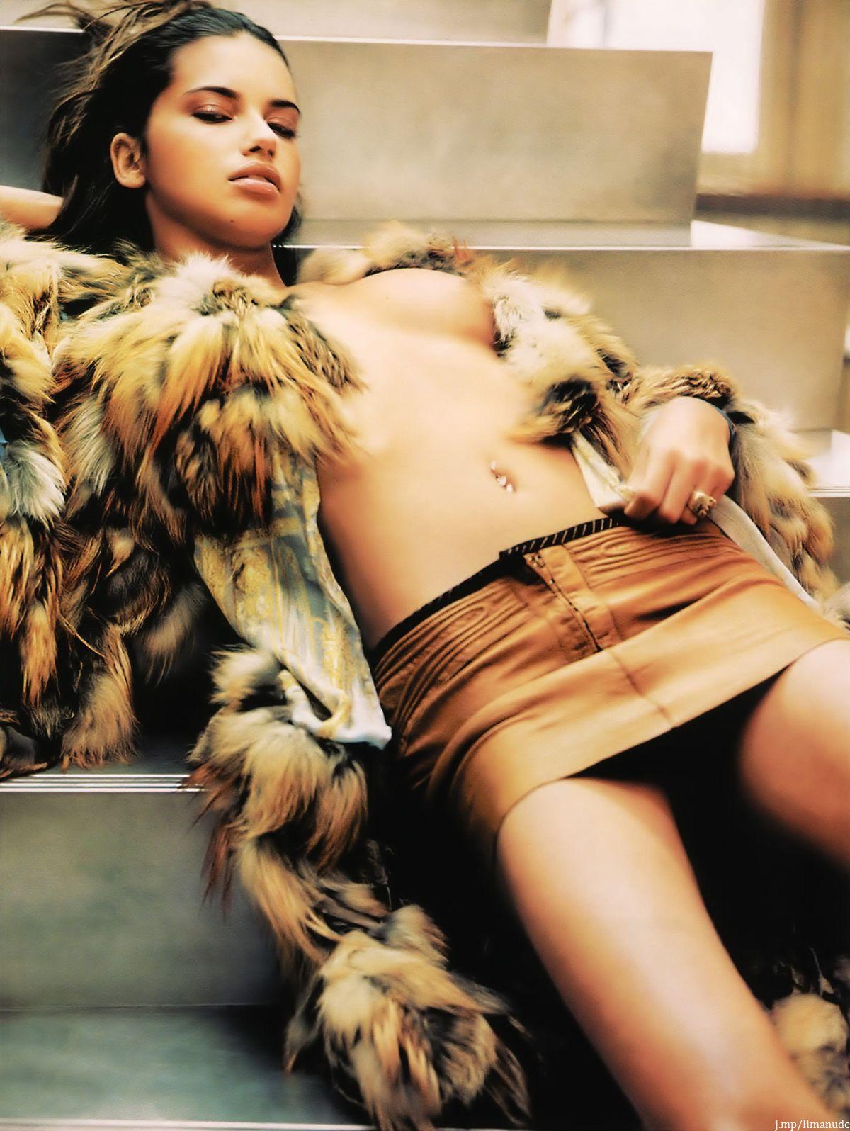 Victoria secret adriana lima nude